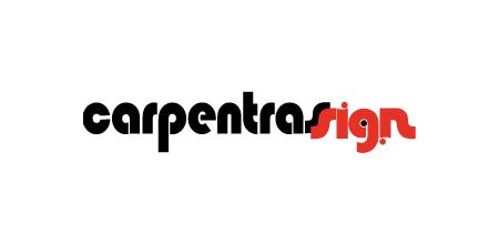 Carpentras Sign